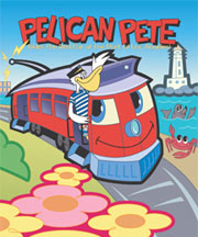 Pelican Pete Coloring Book