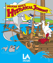 Pelican Pete Historical Coloring Book