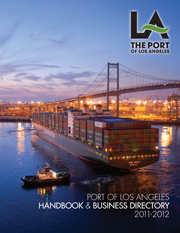 Port of Los Angeles Shipping Handbook