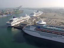 The Port Of Los Angeles Facilities - Cruise from los angeles