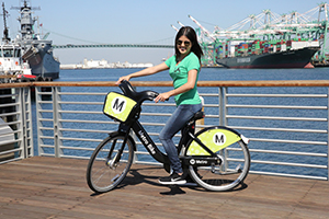 Metro Bike LA Harbor