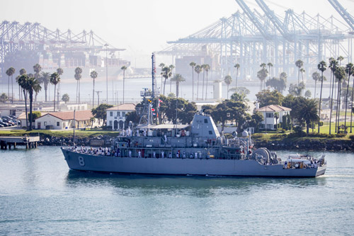 LA Fleet Week Events Announced