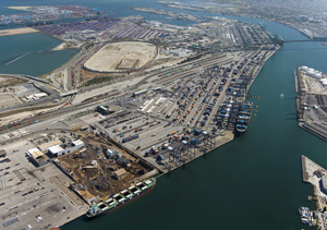 PORT OF LOS ANGELES TO BEGIN ENVIRONMENTAL REVIEW PROCESS FOR YTI