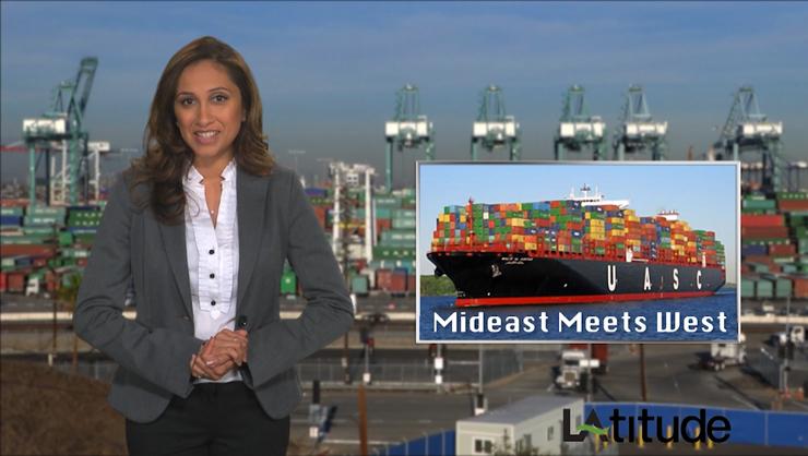 LAtitude - Mideast Meets West