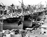 San Pedro Ship Yards